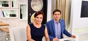 """Любими лица от екрана стават гост-водещи на """"Здравей, България"""""""