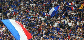 Франция ликува след класирането за финала на Европейското