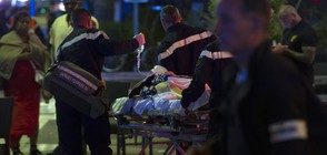 Трагедията в Ница в снимки