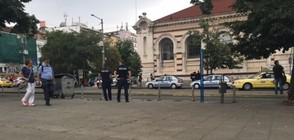 10 арестувани при спецакция срещу нелегалните мигранти в София (СНИМКИ)