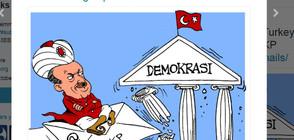 """""""Уикилийкс"""" пусна близо 300 000 документа на управляващите в Турция"""
