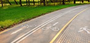 Шофьори масово карат и паркират по велоалеите