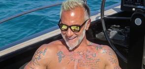 Секси италианецът, който стана хит в интернет (ВИДЕО+СНИМКИ)