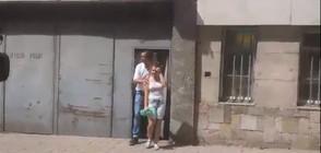 НЕИЗЛЪЧВАНИ КАДРИ: Пуснаха ученичката, убила мъж в Стара Загора