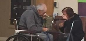 СЛЕД 62 ГОДИНИ ЗАЕДНО: Институции разделиха възрастна двойка