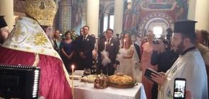 Илиана Раева показа снимки от сватбата на дъщерята на Стоичков (СНИМКИ)