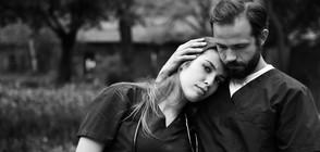 """Романтично предложение на Биляна към Алекс в """"Откраднат живот"""""""