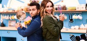 """Алекс Раева и Рафи Боxосян са водещите на """"Bake Off: най-сладкото състезание"""""""