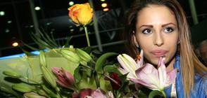 Първата снимка на Цвети Стоянова след инцидента