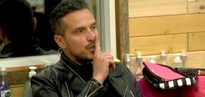Христо Живков става аутсайдер в Къщата на VIP Brother