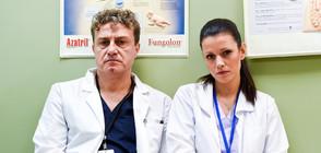 """Д-р Стилянова и доц. Захариев се срещат за раждането на детето им в """"Откраднат живот"""""""