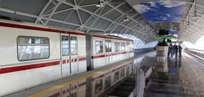 ТРАНСПОРТ ПОД ЗЕМЯТА: Започва строителството на нов участък на метрото (ВИДЕО)