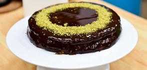 """Торта """"Гараш"""" е първото изпитание в """"Bake Off: най-сладкото състезание"""""""