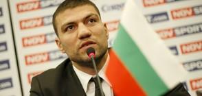 Тервел Пулев дебютира на професионалния ринг в София на 3 декември