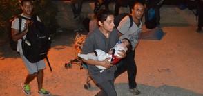 Националисти са нападнали бежански лагер в Гърция (ВИДЕО+СНИМКИ)