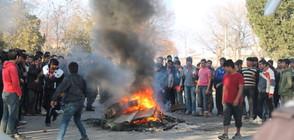 Изчезнаха деветима от обвиняемите за погрома в бежанския лагер в Харманли