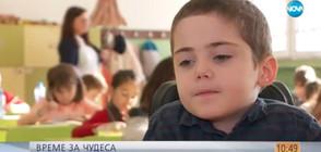 Радо - момчето, което се бори с нелечима болест
