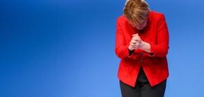Меркел поиска забрана на бурките в Германия