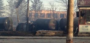 Смъртоносен взрив на влак в Хитрино, 7 жертви и 29 ранени (ВИДЕО+СНИМКИ)