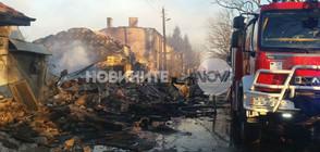 Две сестрички – кръгли сираци след експлозията в Хитрино