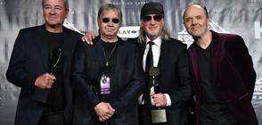 Рок величията Deep Purple се завръщат в София
