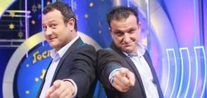 """Блиц интервю с Рози и Ричи от VIP Brother в """"Господари на ефира"""""""