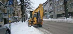 Столична община: Всички райони са обработени срещу заледяване