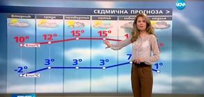 Прогноза за времето (20.02.2017 - централна)