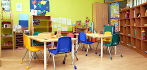 9900 са свободните места в детските градини в София