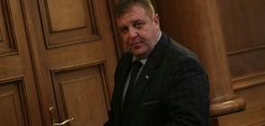 КОД: ИЗБОРИ: Красимир Каракачанов - аз, патриотът