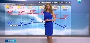 Прогноза за времето (22.03.2017 - централна)