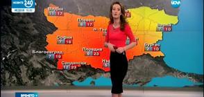 Прогноза за времето (25.03.2017 - сутрешна)