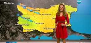 Прогноза за времето (09.04.2017 - сутрешна)