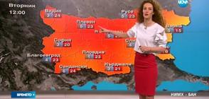 Прогноза за времето (11.04.2017 - обедна)