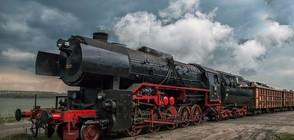 Атракционно пътуване с парен локомотив за Гергьовден