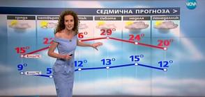 Прогноза за времето (10.05.2017 - централна)