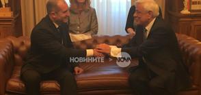 Атина поиска България да влезе в Шенген (ВИДЕО+СНИМКИ)