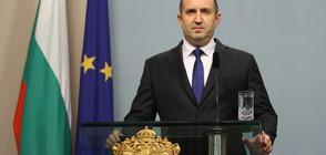 Радев: Антикорупционен орган трябва да дисциплинира политическата класа