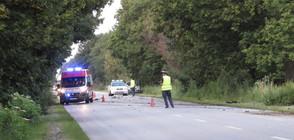 16-годишният младеж, блъснал петима души с кола, още се укрива