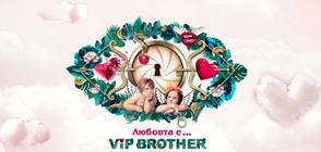 На 11 септември в 20.00 ч. любовните стрели на VIP Brother ще пронижат сърцата на участниците