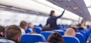 Опасността от зараза с COVID-19 при полет е подценена