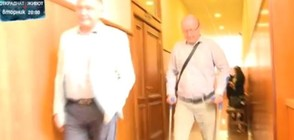 Проверяват медицинските документи на прокурора с патериците