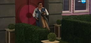 Дани Златков и Шеф Петров напуснаха Къщата на Big Brother
