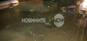 Четирима пострадаха в катастрофа край Владая (ВИДЕО+СНИМКИ)