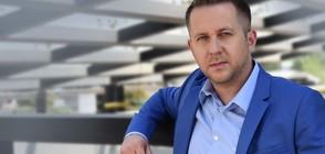 Репортерът на NOVA Живко Константинов с поредно отличие