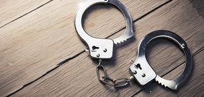 Задържаха мъж заради закани за убийство