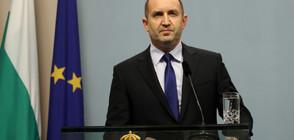Радев: Нашата външна политика трябва да се формира в София (ВИДЕО)