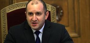 Радев приветства решението на ЕС за Западните Балкани