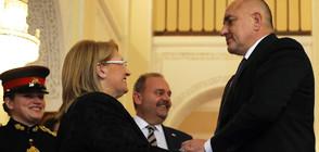 Борисов и президентът на Малта обсъдиха европредседателството