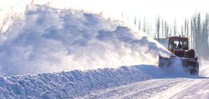 60 млн. лева осигурени за зимната поддръжка на пътищата